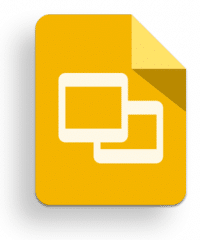Logo de Google Présentations