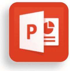 Logo de PowerPoint