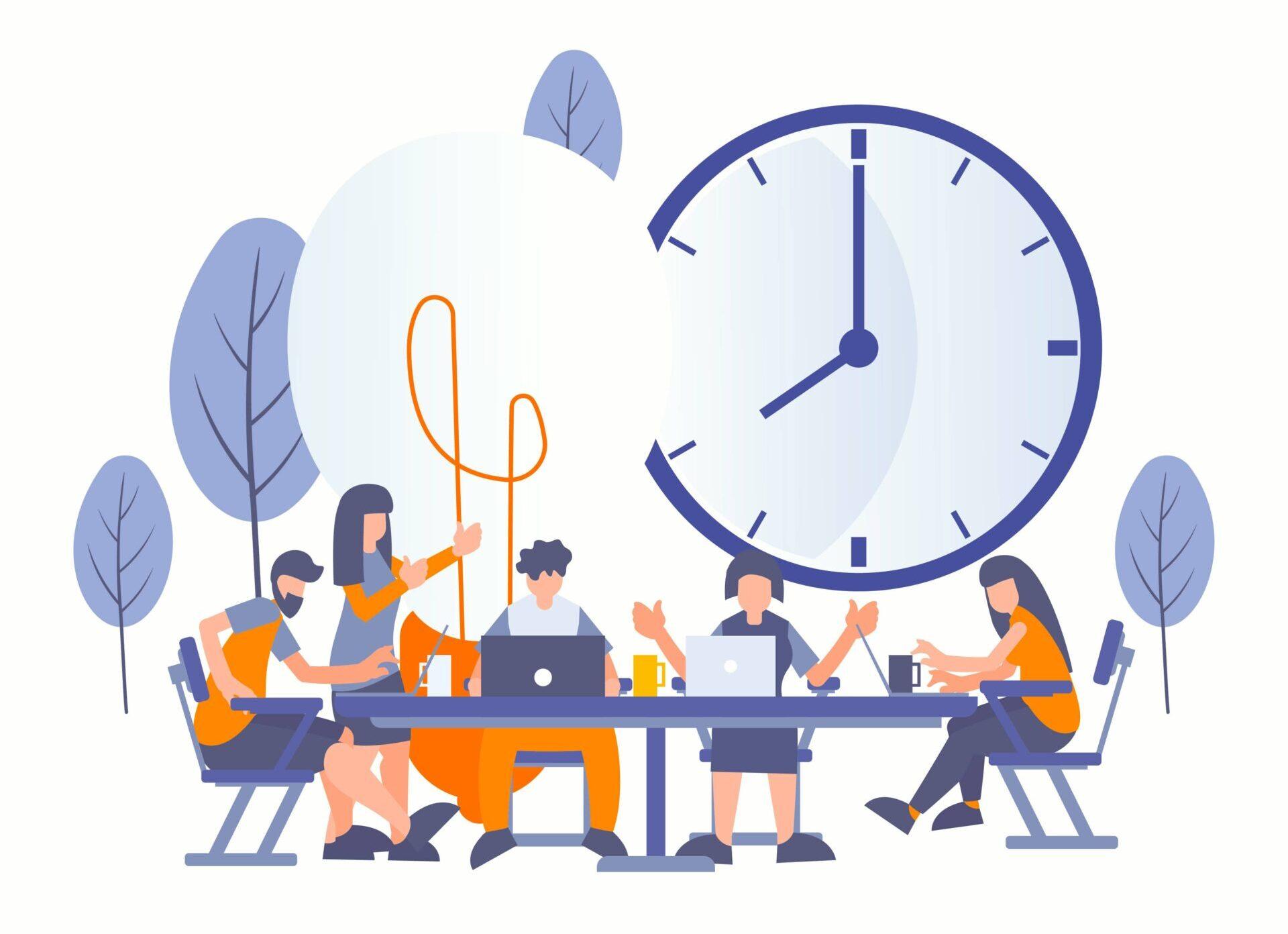 travailler avec des collaborateurs