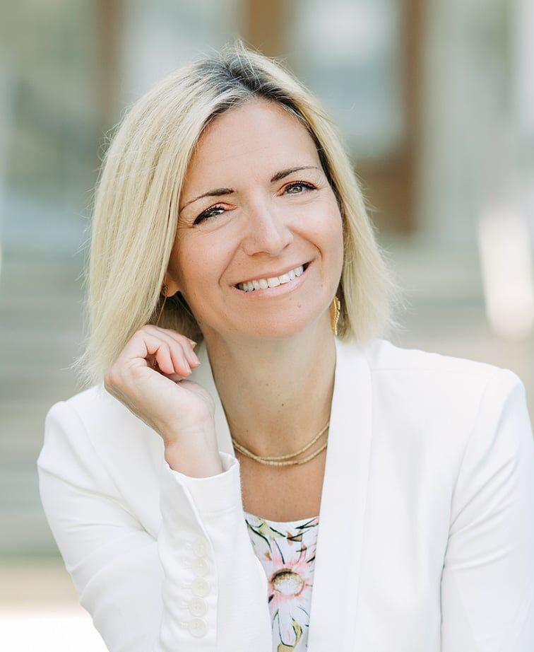 Coach Caroline Houle