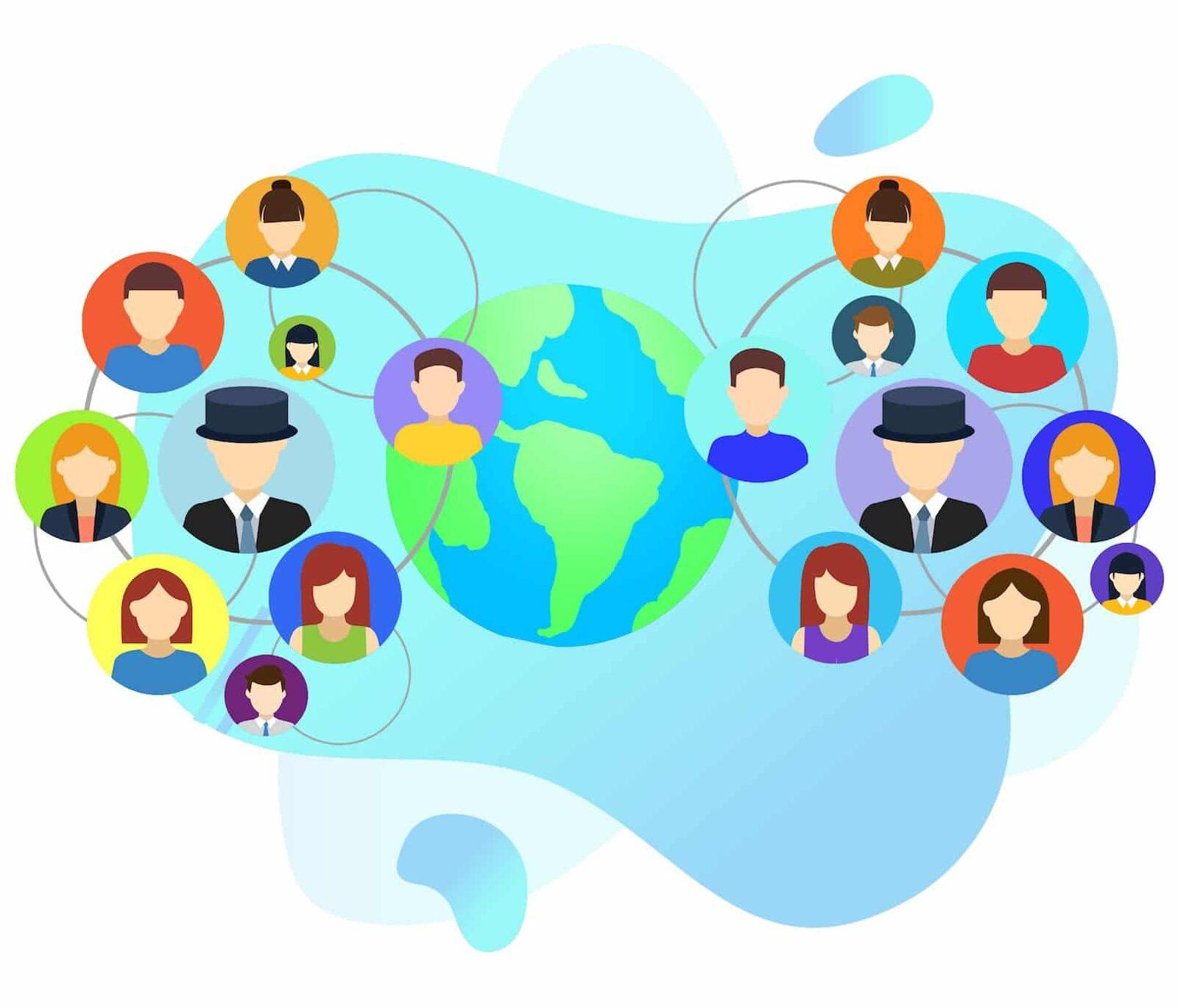 comment établir un réseau de contacts